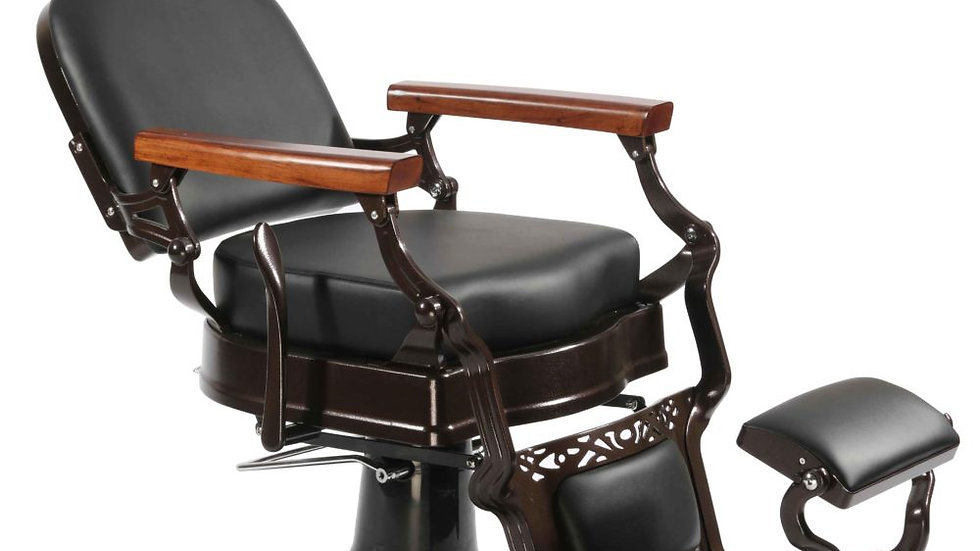 Ex Show Stock Barber Chair