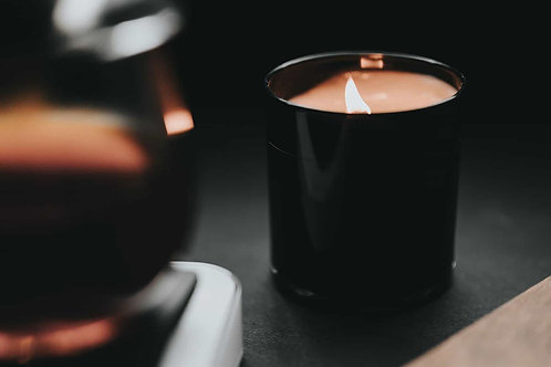 Spiced Oak Scented Candle