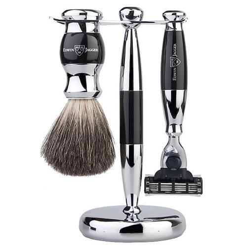 Edwin Jagger Edwin Jagger Three Pc Shaving Set