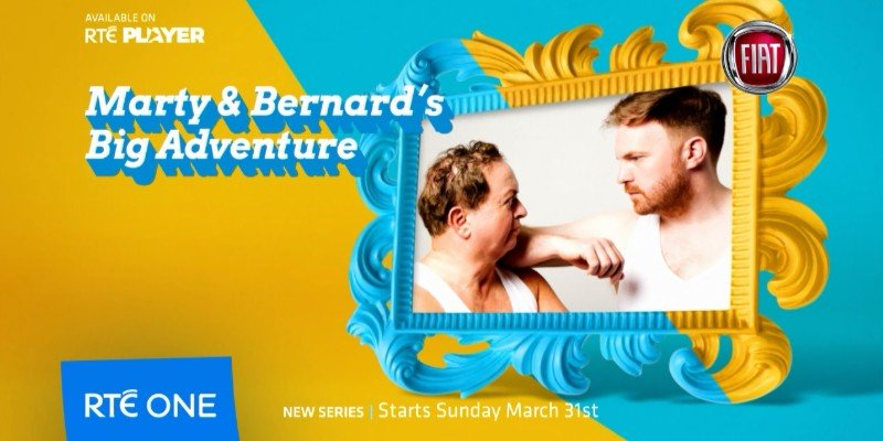 Marty & Bernard's Big Adventure – Shinawil for RTE