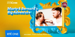 Marty & Bernard's Big Adventure – Shinawil for RTE