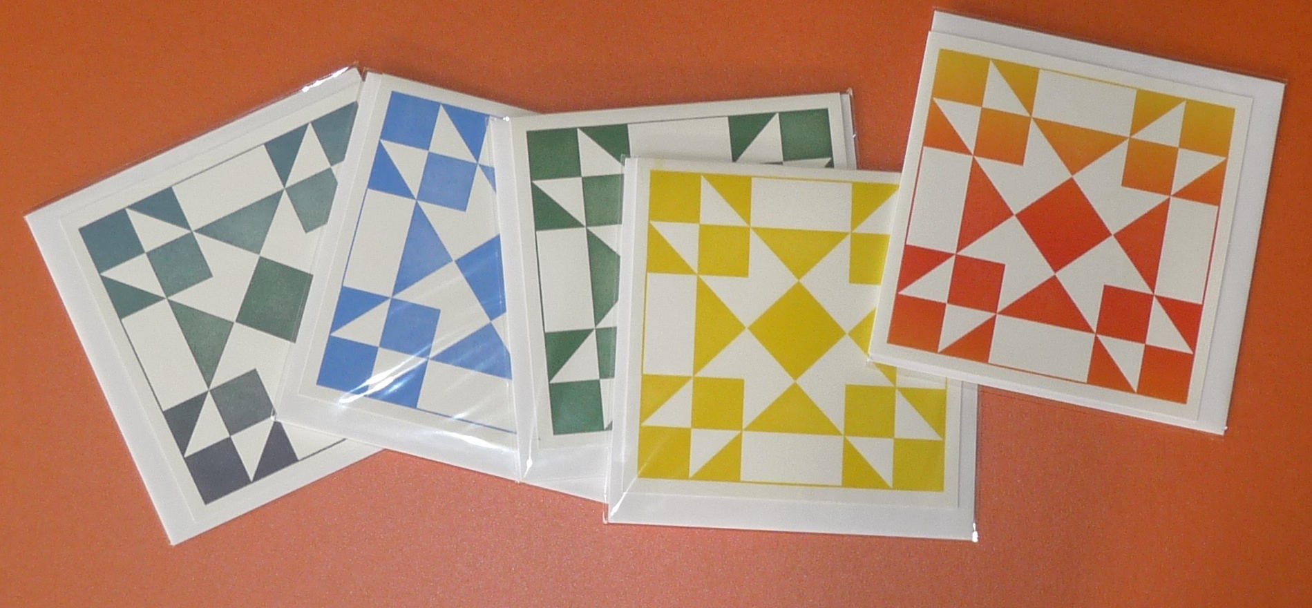 Square Quilts assorted