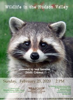 Wildlife in westchester v4 poster