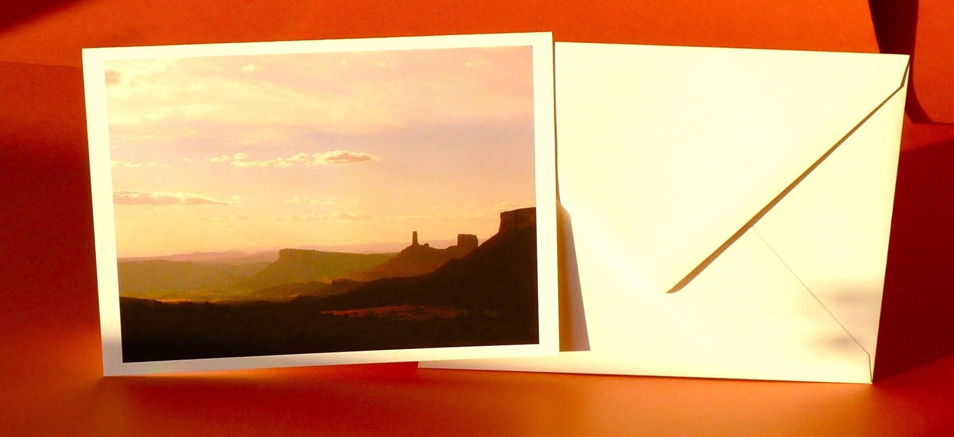 Desertview card