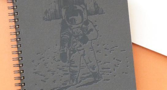 Gray spaceman book