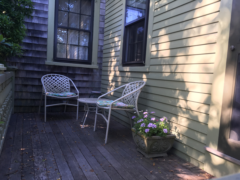 Vernon room sitting porch