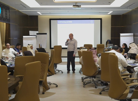 Saudi Success with the IOSH Level 3 General Certificate