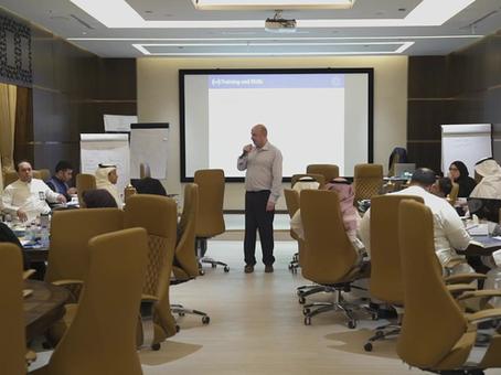Saudi Success with the IOSH Level 3 General Certificate