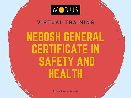 Virtual NEBOSH General Certificate in Safety and Health - 11 May 2021