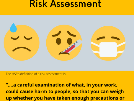 Step by step guide to managing COVID-19 risk in the workplace.