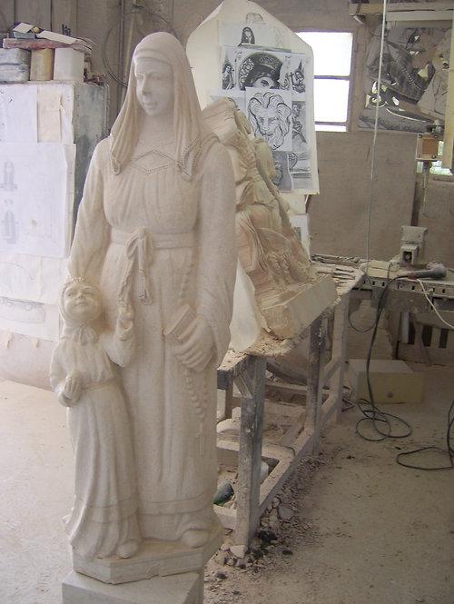 Statue 02