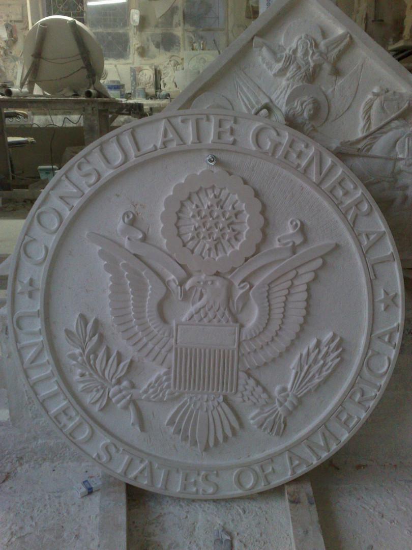 USA Consulate - Jerusalem