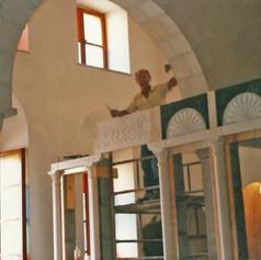 Greek Orthodox Church in Jaffa - 1985