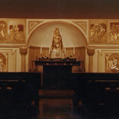 Latin Church in Jerusalem 1992