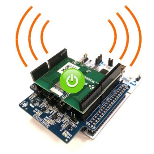 SH2030 + NUCLEO64 + USB