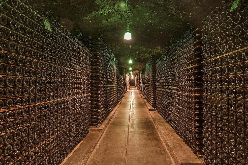 Cave à vins Voyage à Lisbonne Blog