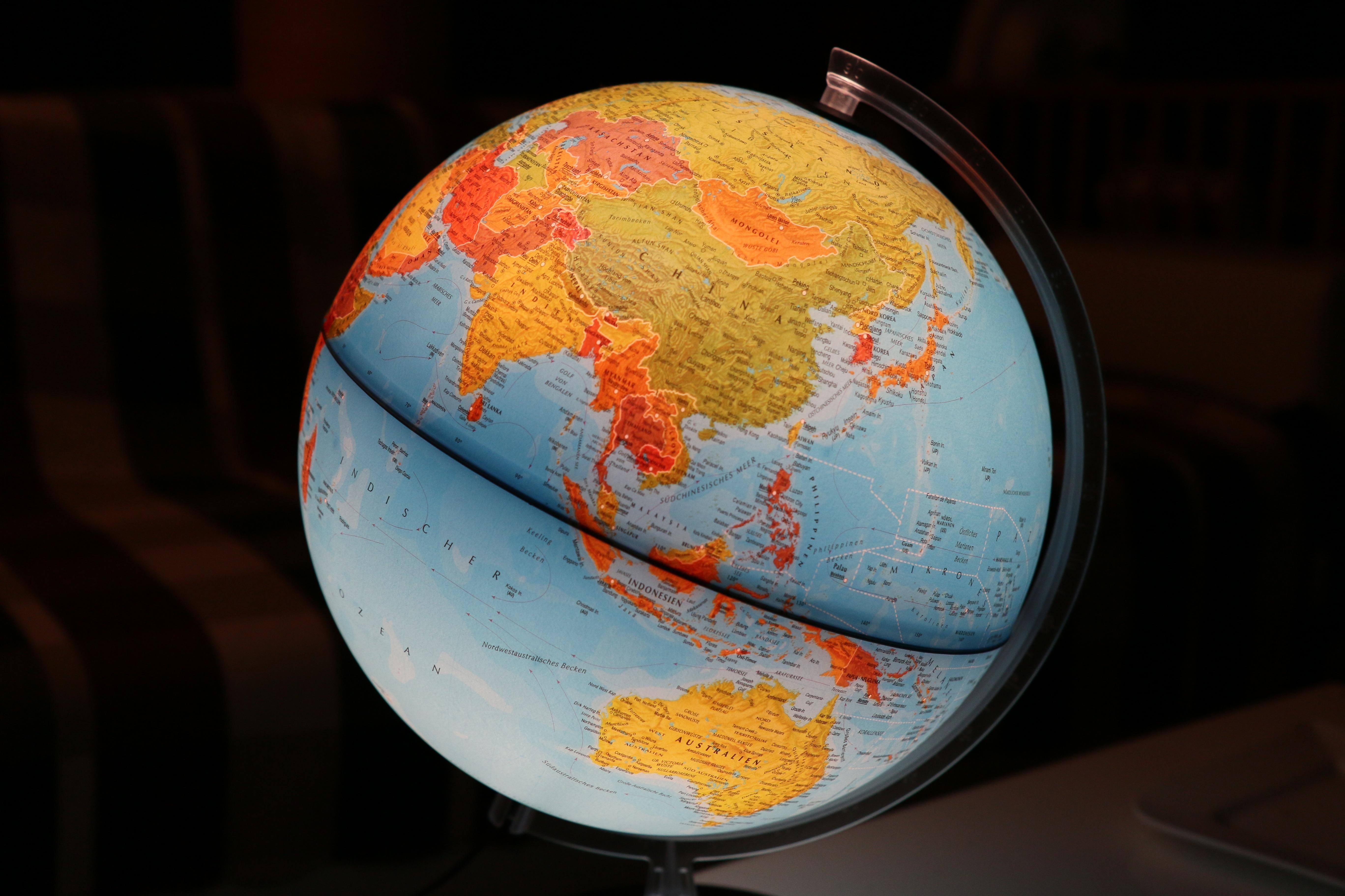 international job opportunities