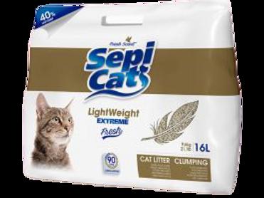Sepi Cats Fresh Lettiera Super Agglomerante 16 Lt.