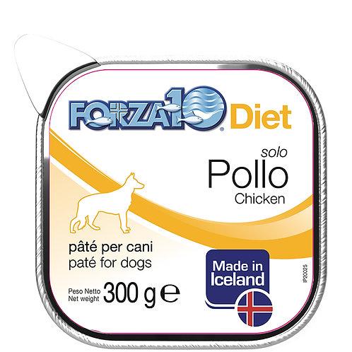 Forza10 - Solo Diet Pollo Patè 300 gr.