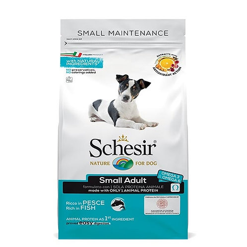 Schesir - Dry Line Small Mantenimento con Pesce