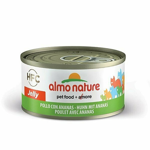 Almo Nature HFC Jelly Pollo con Ananas 70 gr