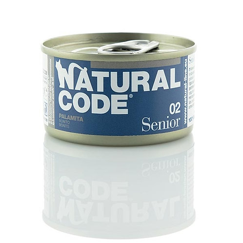 Natural Code - 02 Senior Palamita 85 Gr.