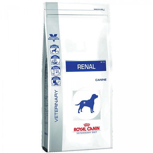 Royal Canin Cane Veterinary Renal 2 Kg.