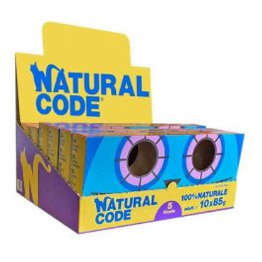 Natural Code Multipack Limited Edition  10 x 85g