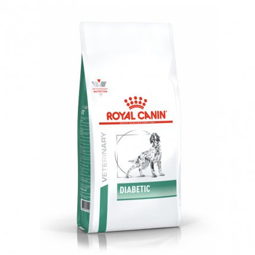 Royal Canin Cane Veterinary Diabetic 1.5 Kg.