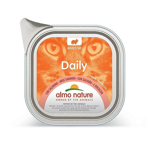 Almo Nature Daily Menu con Salmone 100 Gr.