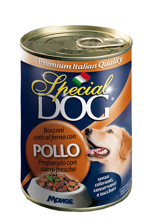 Special Dog Bocconi con Pollo 1275 Gr.