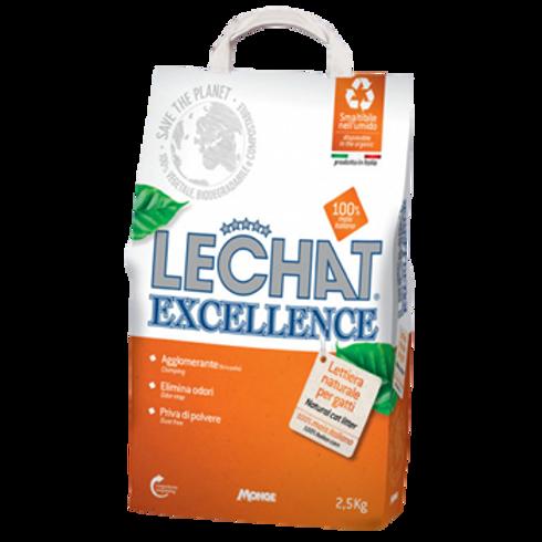 LeChat Excellence LettieraVegetale Biodegradabile 2.5 Kg.
