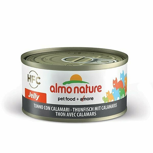 Almo Nature HFC Jelly Tonno con Calamari 70 gr