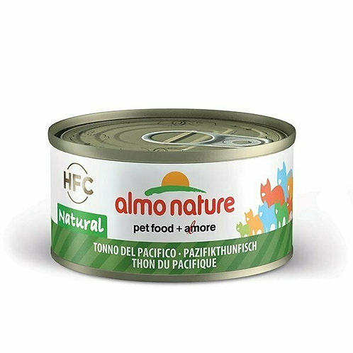 Almo Nature HFC Natural Tonno del Pacifico 70 gr