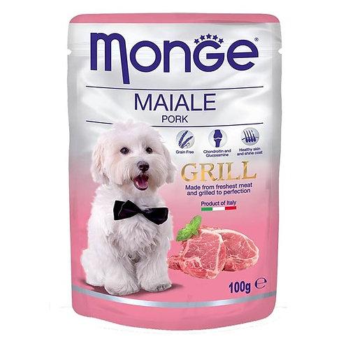 Monge - Grill Bocconcini con Maiale