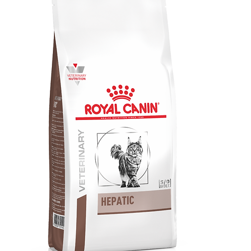Royal Canin Gatto Veterinary Hepatic 2 Kg.