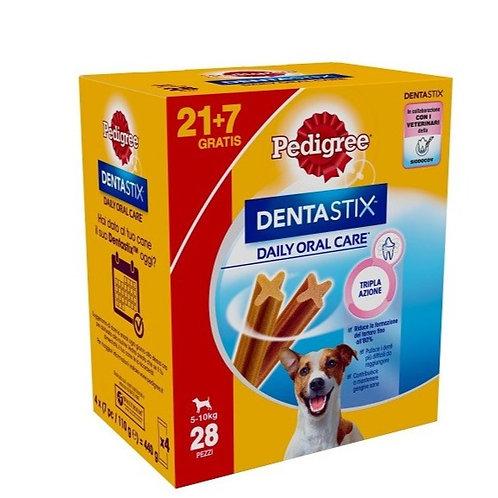Pedigree Dentastix Cane Mini 5-10 kg, 28 Bastoncini