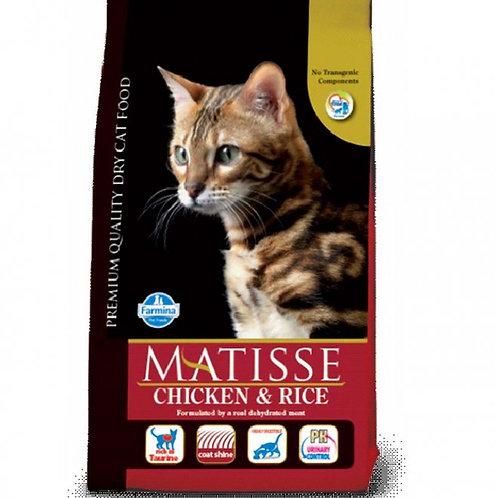 Farmina Matisse Gatto Adult Pollo & Riso da 10 kg