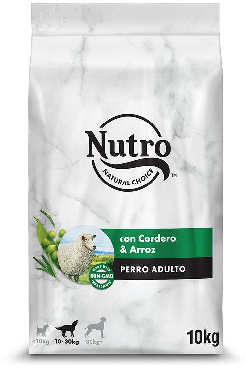 Nutro Natural Choice Medium con con Pollo Fresco e Riso 10 Kg