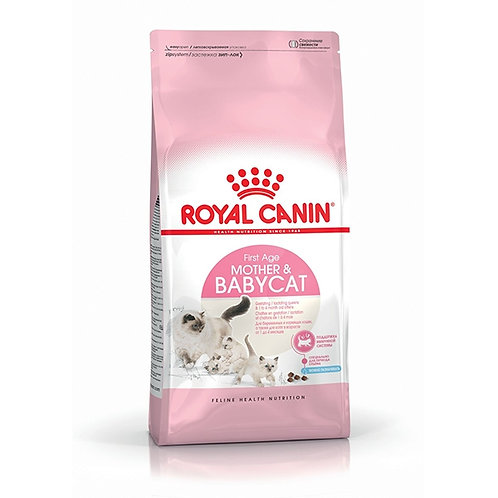 Royal Canin  Mother & Babycat 34 400 Gr.
