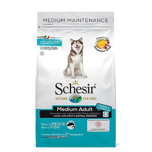 Schesir - Dry Line Medium Mantenimento con Pesce