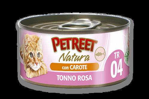 Petreet Natura Tonno Rosa con Patate 140 Gr.