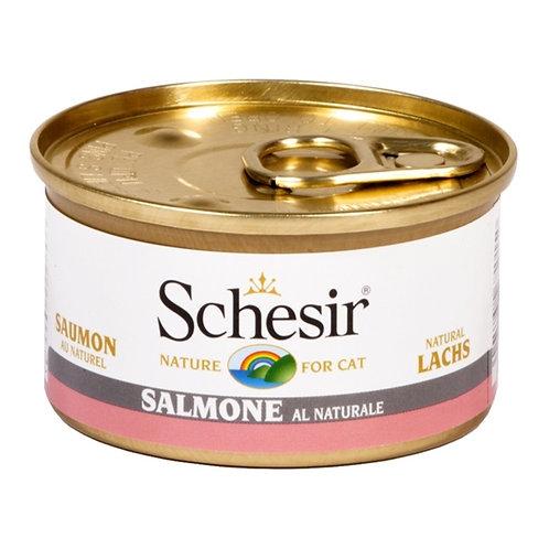 Schesir - Salmone al Naturale in Acqua di Cottura 85 Gr.