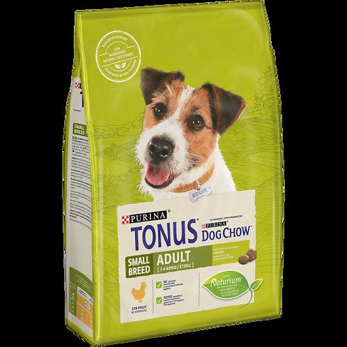 TONUS DOG CHOW Adult Small Breed Cane Crocchette con Pollo 2,5 Kg.