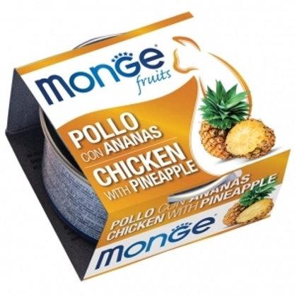 Monge - Natural Superpremium Fruits Pollo con Ananas