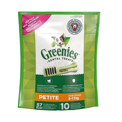Greenies - Multipack Petite 8-11 kg.