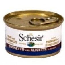 Schesir Tonnetto con Alicette in Gelatina 85 Gr.