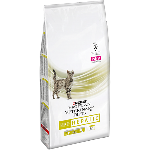 PURINA PRO PLAN VETERINARY DIETS secco gatto HP Hepatic St/Ox 1,5 Kg.