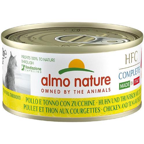 Almo Nature - HFC Complete Made in Italy Adult Pollo Tonno con Zucchine