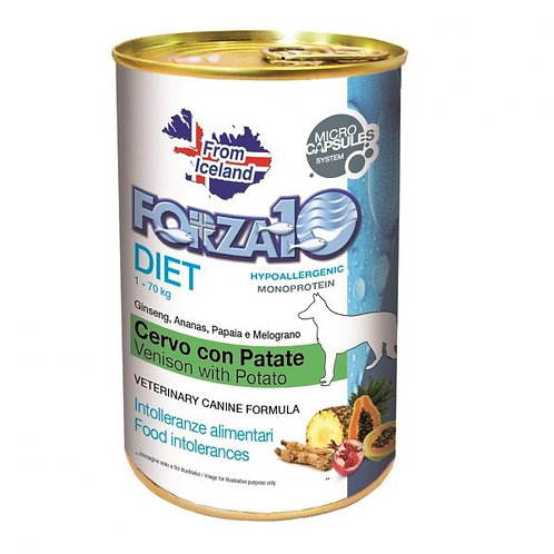 Forza10 - Diet Paté Cervo con Patate